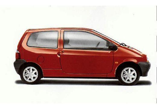 RENAULT Twingo 1.2 Zet Pack Hatchback I 1.3 54KM (benzyna)