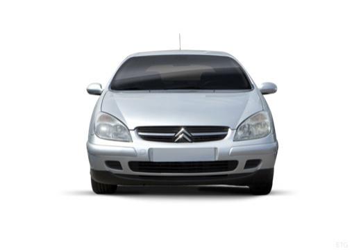 CITROEN C5 I hatchback silver grey przedni