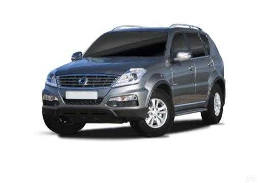 SSANG YONG Rexton 2.2 D Sapphire 4WD aut Kombi W 178KM (diesel)