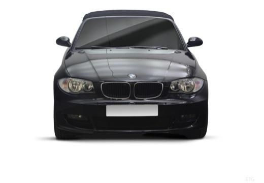 BMW Seria 1 Cabrio E88 I kabriolet przedni