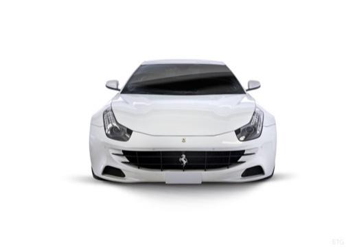 FERRARI FF I coupe biały przedni