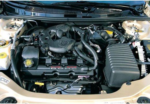 CHRYSLER Sebring Cabrio I kabriolet złoty silnik