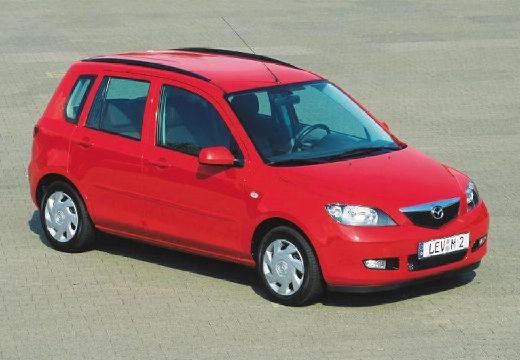 MAZDA 2 1.6 Active Plus Hatchback I 100KM (benzyna)