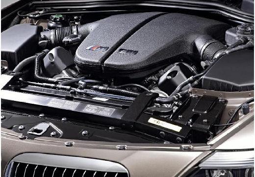 BMW Seria 6 E63 I coupe brązowy silnik