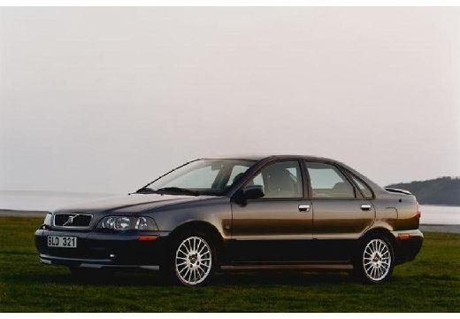 VOLVO S40 II sedan szary ciemny przedni lewy