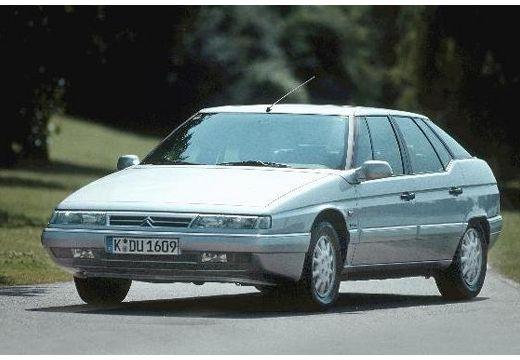 CITROEN XM II hatchback silver grey przedni lewy