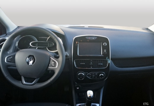 renault clio 1 2 16v limited hatchback iv ii 73km 2016. Black Bedroom Furniture Sets. Home Design Ideas