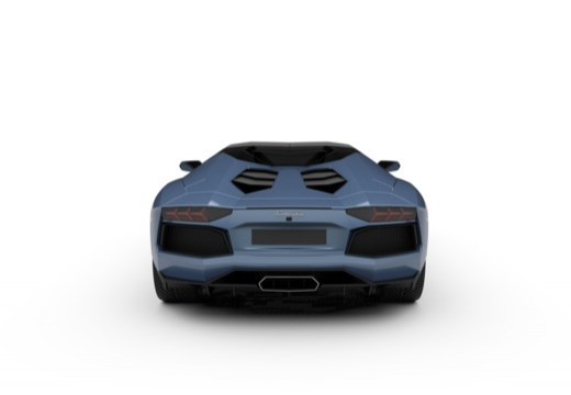 LAMBORGHINI Aventador roadster tylny