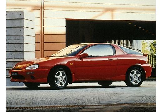 MAZDA MX-3 1.6 SR Coupe I 90KM (benzyna)