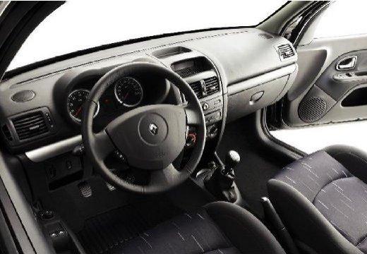 RENAULT Clio II III hatchback tablica rozdzielcza