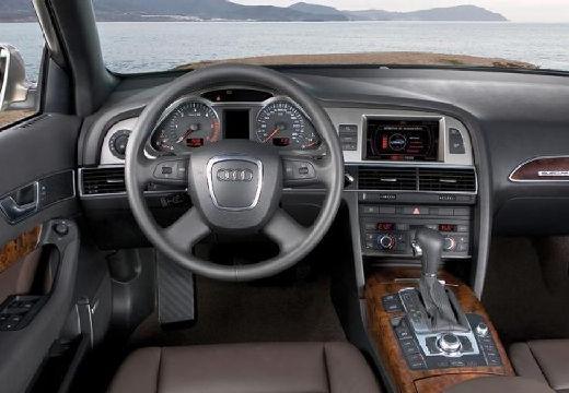 AUDI A6 Allroad II kombi silver grey tablica rozdzielcza
