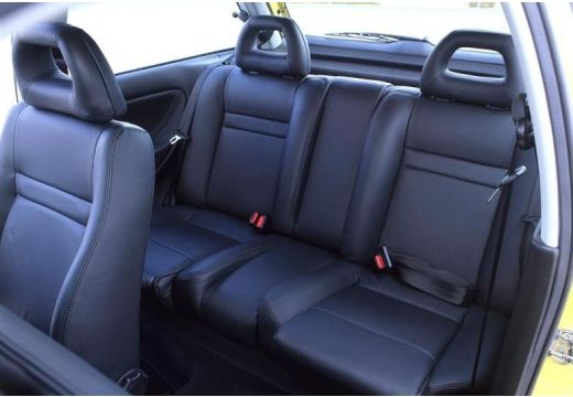 SEAT Cordoba coupe wnętrze