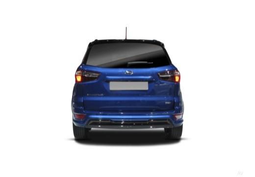FORD Ecosport I hatchback tylny