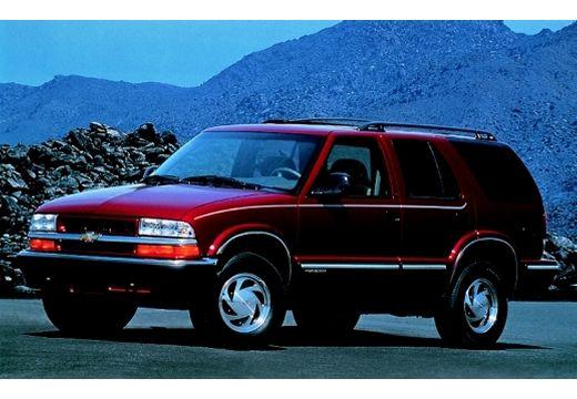 CHEVROLET Blazer 4.3 aut Kombi I 190KM (benzyna)