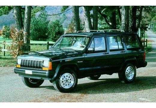 JEEP Cherokee 4.0 Limited Kombi I 184KM (benzyna)