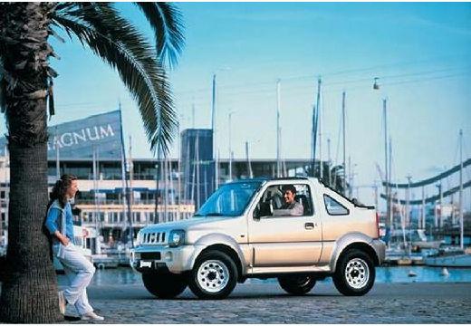 SUZUKI Jimny 1.5 JLX diesel Kombi I 65KM (diesel)