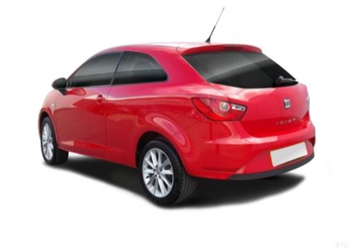 SEAT Ibiza VII hatchback tylny lewy