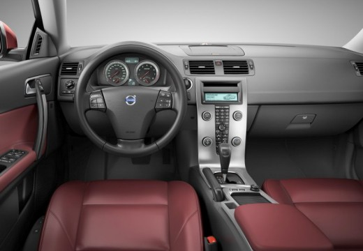 VOLVO C70 Cabrio III kabriolet tablica rozdzielcza