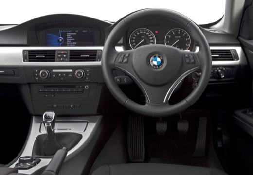 BMW Seria 3 E92 II coupe tablica rozdzielcza