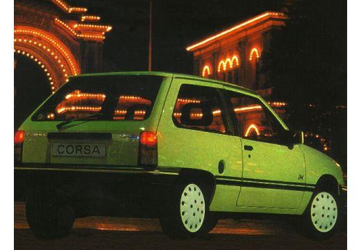 OPEL Corsa 1.4 Swing Belux Hatchback A 75KM (benzyna)