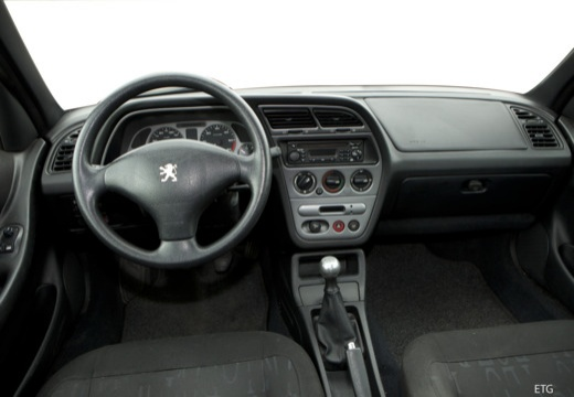 PEUGEOT 306 II hatchback tablica rozdzielcza
