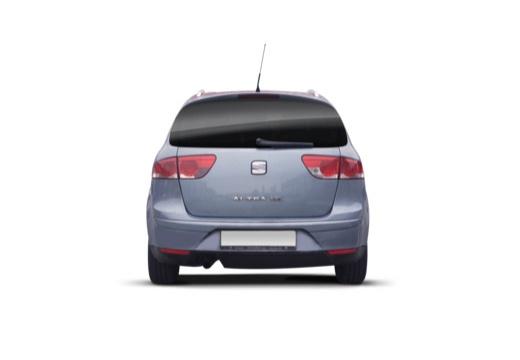 SEAT Altea XL I hatchback tylny