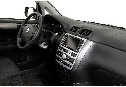 Toyota Avensis Verso II van tablica rozdzielcza