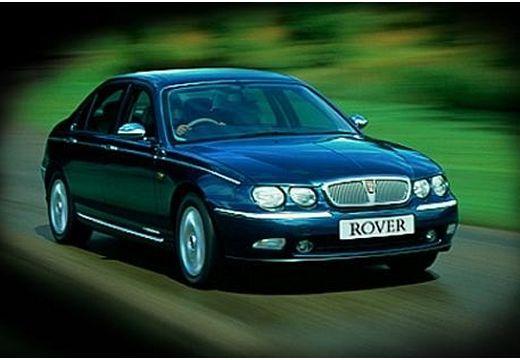 ROVER R 75 sedan niebieski jasny przedni prawy