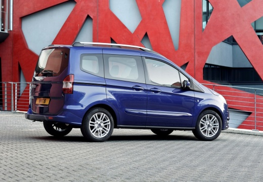 FORD Tourneo Courier I kombi
