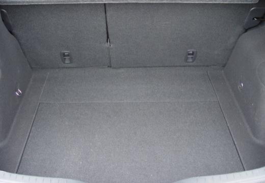 HONDA Civic VI hatchback przestrzeń załadunkowa