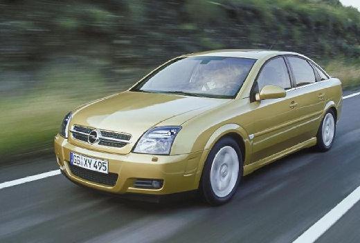 OPEL Vectra C I hatchback złoty przedni lewy