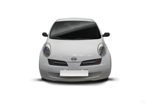 NISSAN Micra VI hatchback przedni
