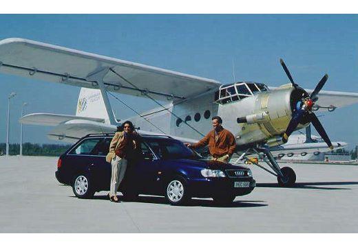 AUDI A6 Avant 2.5 TDI Quattro Kombi /S6 C4 140KM (diesel)