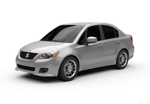 SUZUKI SX4 sedan przedni lewy