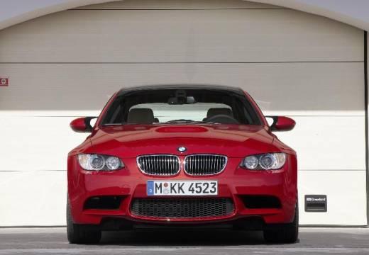 BMW Seria 3 E92 I coupe czerwony jasny przedni