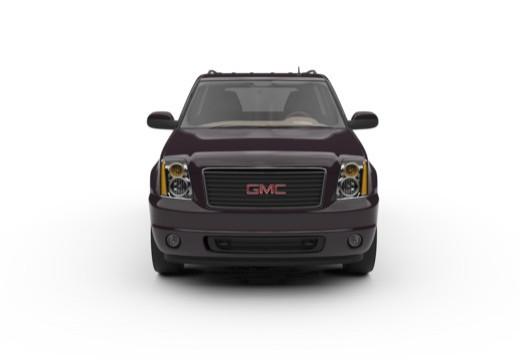 GMC Yukon II kombi przedni