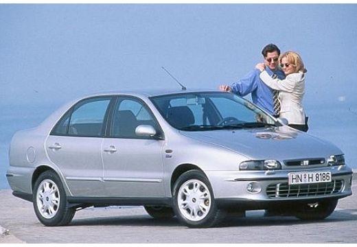 FIAT Marea I sedan silver grey przedni prawy