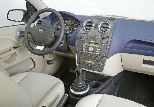 FORD Fusion hatchback tablica rozdzielcza