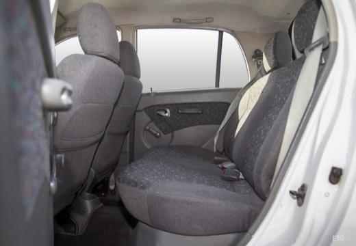 HYUNDAI Atos Prime II hatchback wnętrze