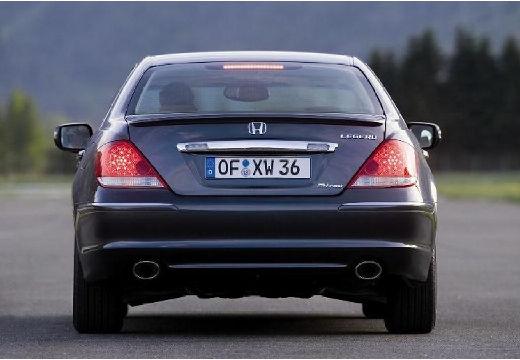 HONDA Legend IV sedan silver grey tylny