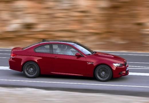 BMW Seria 3 E92 I coupe czerwony jasny boczny prawy