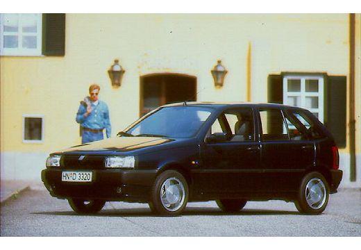 FIAT Tipo I hatchback przedni lewy