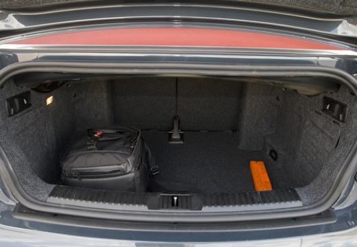 AUDI A3 Cabriolet kabriolet przestrzeń załadunkowa