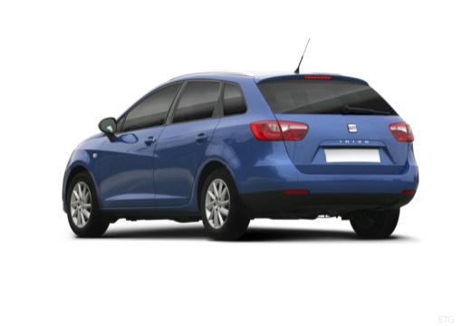 SEAT Ibiza ST II kombi tylny lewy