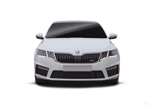 SKODA Octavia hatchback przedni