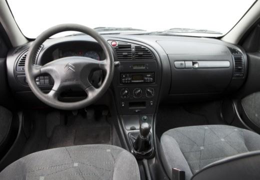 CITROEN Xsara II hatchback tablica rozdzielcza