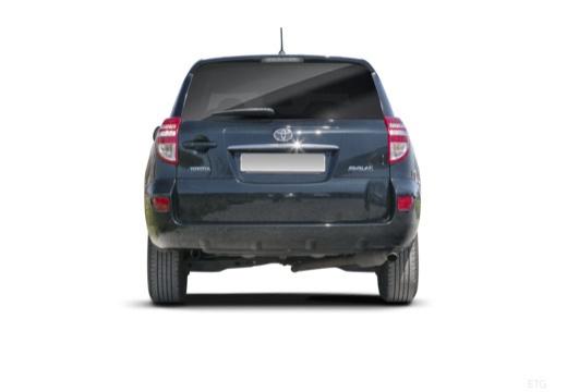 Toyota RAV4 VI kombi tylny