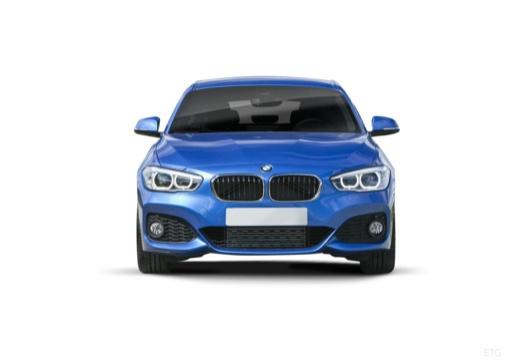 BMW Seria 1 F21 II hatchback przedni