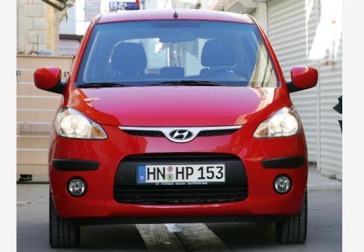 HYUNDAI i10 1.2 Classic + Hatchback I 1.3 78KM (benzyna)