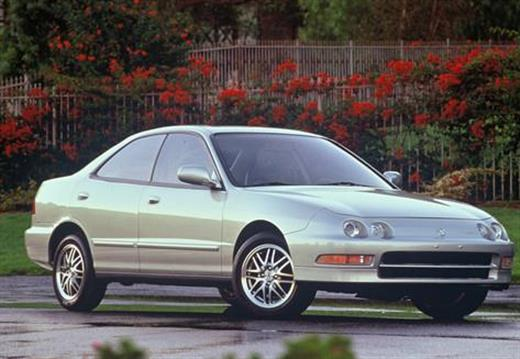 ACURA Integra II sedan